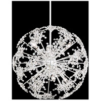 Schonbek DN1024N-306S Esteracae 6 Light 24 inch White Luster Pendant Ceiling Light photo thumbnail