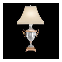 Schonbek Dynasty Lamps Colors 1 Light Table Lamp in French Gold 10121N-26