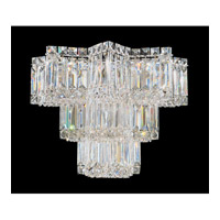 Equinoxe 6 Light 9 inch Silver Wall Sconce Wall Light