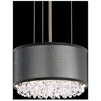 Eclyptix 2 Light 7 inch Stainless Steel Pendant Ceiling Light