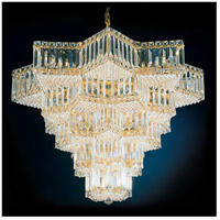 Schonbek 2716-40 Equinoxe 31 Light 30 inch Silver Chandelier Ceiling Light in Polished Silver