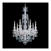 Schonbek 5706CL Hamilton 7 Light 25 inch Silver Chandelier Ceiling Light in Clear Heritage alternative photo thumbnail