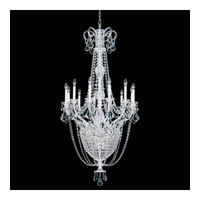 Schonbek Imperial 23 Light Chandelier in Silver with Clear Spectra Crystal 1394 photo thumbnail