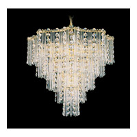 Jubilee 7 Light 14 inch Gold Chandelier Ceiling Light in Polished Gold