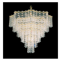 Schonbek 2650-20 Jubilee 9 Light 18 inch Gold Chandelier Ceiling Light in Polished Gold photo thumbnail