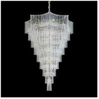 Jubilee 33 Light 28 inch Silver Chandelier Ceiling Light in Polished Silver