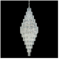Jubilee 41 Light 20 inch Silver Chandelier Ceiling Light in Polished Silver