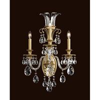 Schonbek Rivington 3 Light Wall Sconce in Aurelia RT6821N-211H