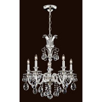 Schonbek Rivington 5 Light Chandelier in Black Pearl RT6823N-49H