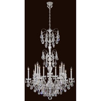 Schonbek Sonatina 14 Light Chandelier in Antique Silver ST1952N-48S