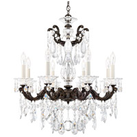 Schonbek Heirloom Bronze La Scala Chandeliers