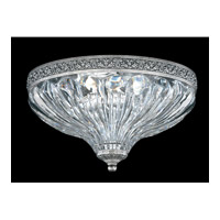 Schonbek Milano 2 Light Flush Mount in Roman Silver 5630-80 photo thumbnail