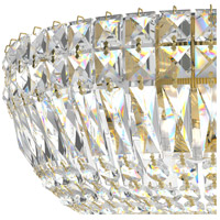 Schonbek 5893-211A Petit Crystal Deluxe 5 Light 14 inch Aurelia Flush Mount Ceiling Light in Clear Spectra alternative photo thumbnail