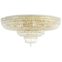 Schonbek 5896-211A Petit Crystal Deluxe 27 Light 36 inch Aurelia Flush Mount Ceiling Light in Petite Deluxe Spectra