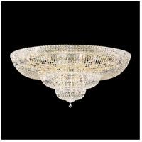 Schonbek 5897-211S Petit Crystal Deluxe 36 Light 48 inch Aurelia Flush Mount Ceiling Light in Clear Swarovski
