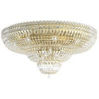 Schonbek 5898-211M Petit Crystal Deluxe 21 Light 31 inch Aurelia Flush Mount Ceiling Light in Clear Gemcut