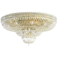 Schonbek 5898-211A Petit Crystal Deluxe 21 Light 31 inch Aurelia Flush Mount Ceiling Light in Petite Deluxe Spectra