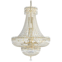 Schonbek 6618-211A Petit Crystal Deluxe 23 Light 24 inch Aurelia Chandelier Ceiling Light in Petite Deluxe Spectra