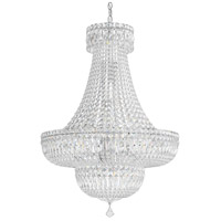Schonbek 6618-40A Petit Crystal Deluxe 23 Light 24 inch Silver Chandelier Ceiling Light in Polished Silver, Petite Deluxe Spectra