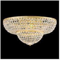 Petit Crystal 12 Light 24 inch Aurelia Flush Mount Ceiling Light in Clear Spectra