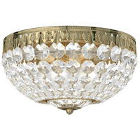 Schonbek 1560-211A Petit Crystal 4 Light 10 inch Aurelia Flush Mount Ceiling Light in Spectra