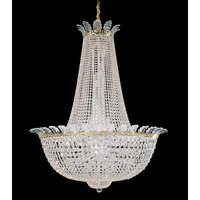 Roman Empire 44 Light 40 inch Polished Gold Chandelier Ceiling Light in Clear Spectra Crystal