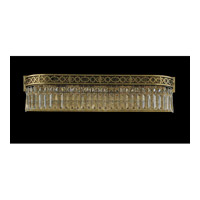 Schonbek Romanoff 5 Light Bath Light in Heirloom Bronze and Clear Heritage Handcut (H) Trim 5724-76 photo thumbnail