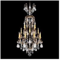 Renaissance 17 Light 28 inch Etruscan Gold Chandelier Ceiling Light in Clear