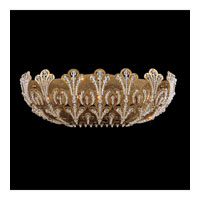 Schonbek Rivendell 4 Light Bath Light in Etruscan Gold and Crystal Swarovski Elements Trim 7846-23S