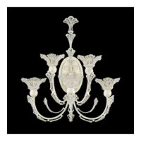 Schonbek Rivendell 5 Light Wall Sconce in French Lace and Crystal Swarovski Elements Trim 7857-32S