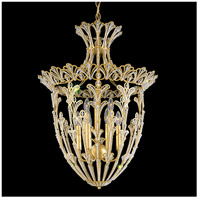Schonbek 6716-22S Rivendell 9 Light 22 inch Heirloom Gold Lantern Pendant Ceiling Light in Clear Swarovski
