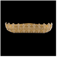 Rivendell 8 Light 6 inch Heirloom Gold Wall Bracket Wall Light in Clear Swarovski
