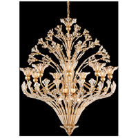 Schonbek 7884-26A Rivendell 15 Light 30 inch French Gold Chandelier Ceiling Light in Rivendell Spectra