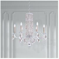 Schonbek RS83061N-48H Sarella 6 Light 25 inch Antique Silver Chandelier Ceiling Light