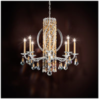 Sarella 8 Light 30 inch Heirloom Gold Chandelier Ceiling Light in Spectra