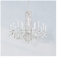 Schonbek RS83151N-401A Sarella 15 Light 41 inch Stainless Steel Chandelier Ceiling Light