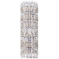 Schonbek RS8331N-48H Sarella 4 Light 4 inch Antique Silver Sconce Wall Light in Clear Heritage