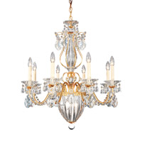 Bagatelle 11 Light 27 inch French Gold Chandelier Ceiling Light in Clear Heritage