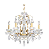 Century 6 Light 21 inch Aurelia Chandelier Ceiling Light