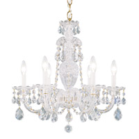 Sterling 6 Light 21 inch Aurelia Chandelier Ceiling Light in Clear Heritage