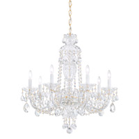 Sterling 7 Light 25 inch Aurelia Chandelier Ceiling Light in Clear Heritage