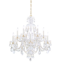 Sterling 12 Light 29 inch Aurelia Chandelier Ceiling Light in Clear Heritage