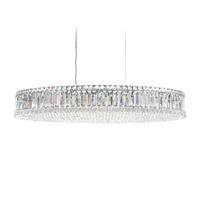 Schonbek 6678A Plaza 16 Light 16 inch Stainless Steel Pendant Ceiling Light in Clear Spectra