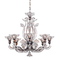 Schonbek 7863-76A Rivendell 8 Light 26 inch Heirloom Bronze Chandelier Ceiling Light in Rivendell Spectra
