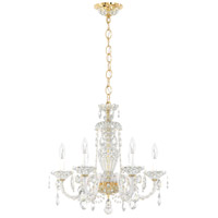 Schonbek 2994-211H Sterling 6 Light 21 inch Aurelia Chandelier Ceiling Light in Clear Heritage alternative photo thumbnail