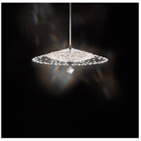 Sunsarilo 9 Light 25 inch Stainless Steel Pendant Ceiling Light in Spectra