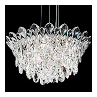 Schonbek Trilliane Strands Pendant in Stainless Steel and Heritage Crystal TR1811N-401H