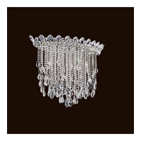 Trilliane Strands 6 Light 19 inch Stainless Steel Flush Mount Ceiling Light in Clear Heritage
