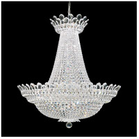 Trilliane 63 Light 40 inch Silver Chandelier Ceiling Light in Clear Spectra