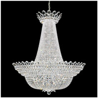 Schonbek 5875A Trilliane 76 Light 48 inch Silver Chandelier Ceiling Light in Clear Spectra